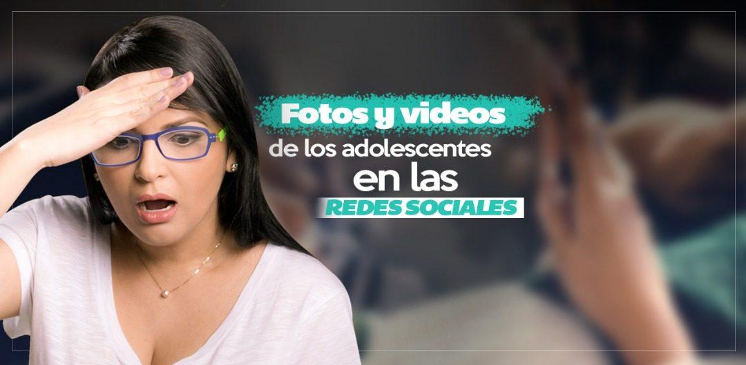adolescentes en las redes sociales